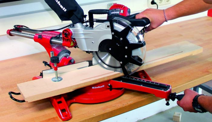 Troncatrice per legno Einhell