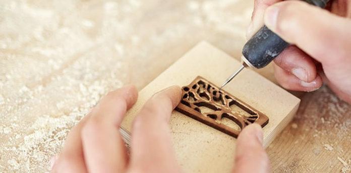 Pirografo per legno