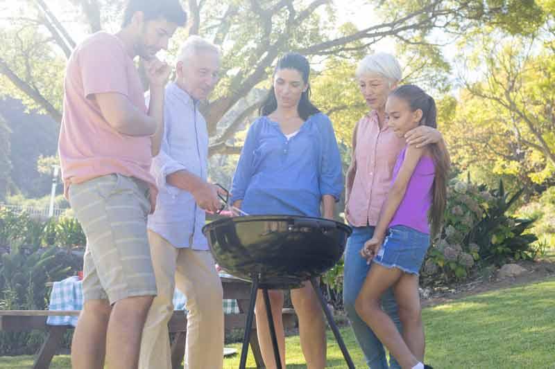 Barbecue a carbone migliore