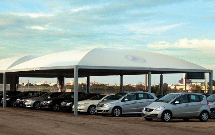 Miglior tettoia per auto