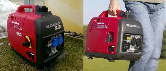 Generatori di corrente Honda