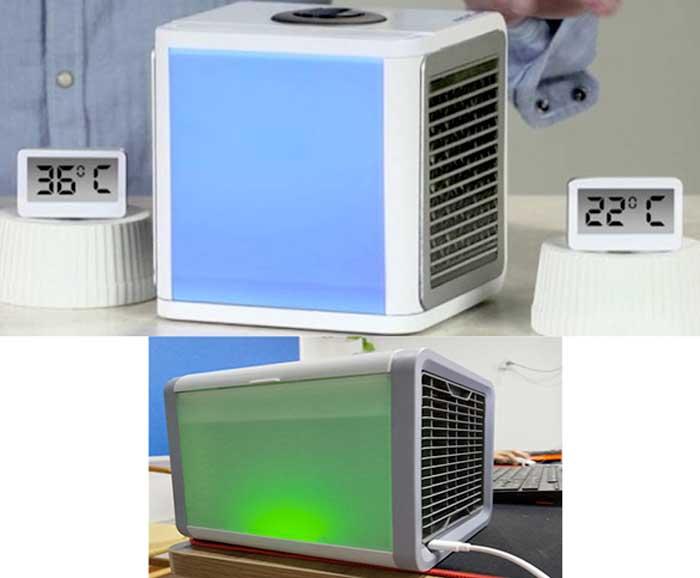 Come funziona Artic Cube
