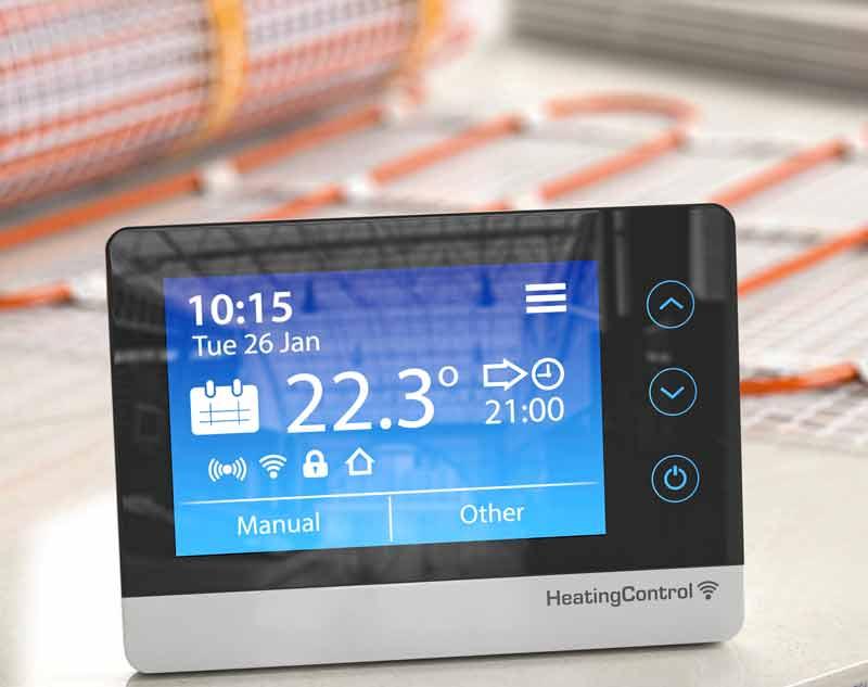 Termometro digitale per interni