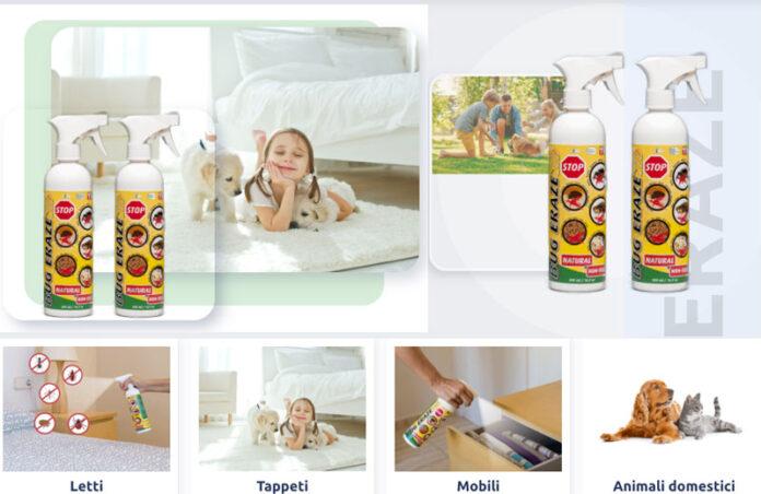 Spray Bug Eraze