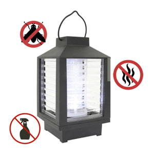 Fulmina insetti Lamp Zapper
