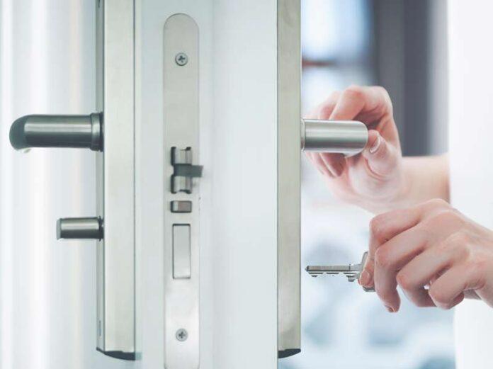 serratura per porte blindate