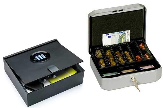 Cassaforte portatile